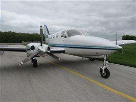 1973 Cessna 414 RAM VI Conversion