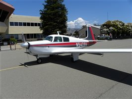 1970 Mooney M20 series C