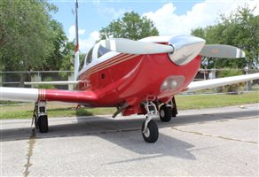 1981 Mooney M20 series J