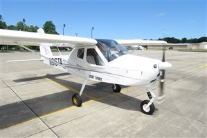 2013 Tecnam P92 Echo Light