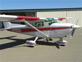 1977 Cessna 172R XP Hawk Aircraft
