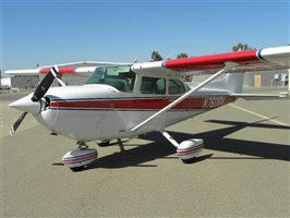 1977 Cessna 172R XP Hawk Aircraft