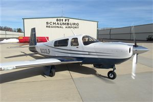 2008 Mooney Acclaim M20TN Aircraft