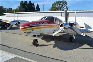 1975 Piper Seneca II Aircraft
