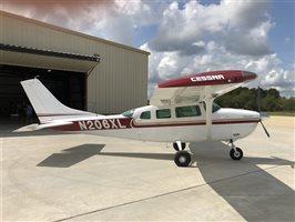 1975 Cessna U-206 Stationair F