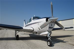 1964 Beechcraft BE35-B33