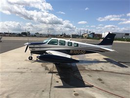 1981 Beechcraft Bonanza A36TC Aircraft