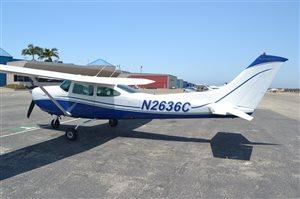1978 Cessna 182 Skylane RG II