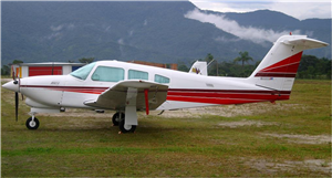 1982 Embraer Corisco Turbo