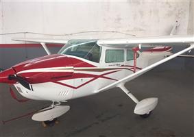 1974 Cessna 182p
