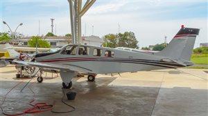 2012 Beechcraft Bonanza G36