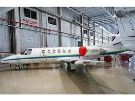 1997 Cessna Citation Bravo 550