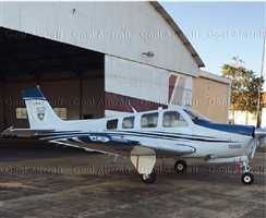 2012 Beechcraft Bonanza G36 Aircraft