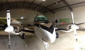 1971 Beechcraft Baron 55 Aircraft