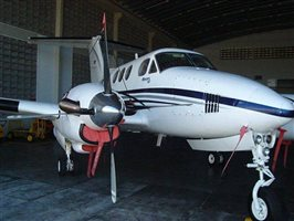 1982 Beechcraft King Air F90
