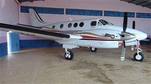 2001 Beechcraft King Air C90B