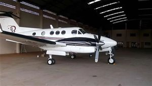 1984 Beechcraft King Air F90-1