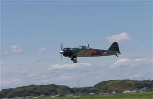 1942 Mitsubishi Zero A6M3