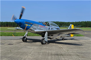 1944 North American P-51D-TF Mustang