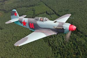 1943 Yakovlev YAK-9-UM