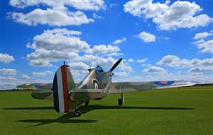 1940 Hawker Hurricane MK II A