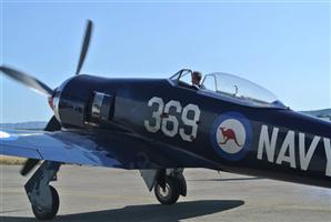 1949 Hawker Fury FB MK11