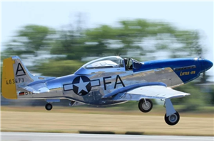 1944 North American TF-51D Mustang