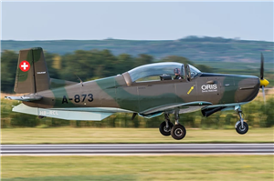 1959 Pilatus P3-05