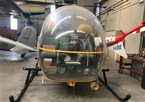 2021 Bell AB47J-3
