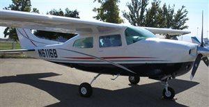 1978 Cessna 210 T