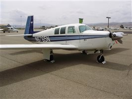 1968 Mooney M20 series G