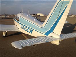 1964 Piper Cherokee Aircraft
