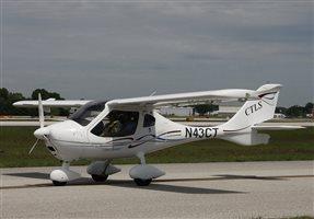2009 Flight Design CTLS Aircraft