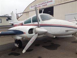 1967 Cessna 310 L