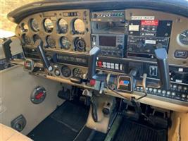 1980 Piper Warrior Aircraft