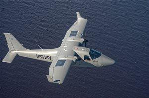 2017 Tecnam P2006T Aircraft