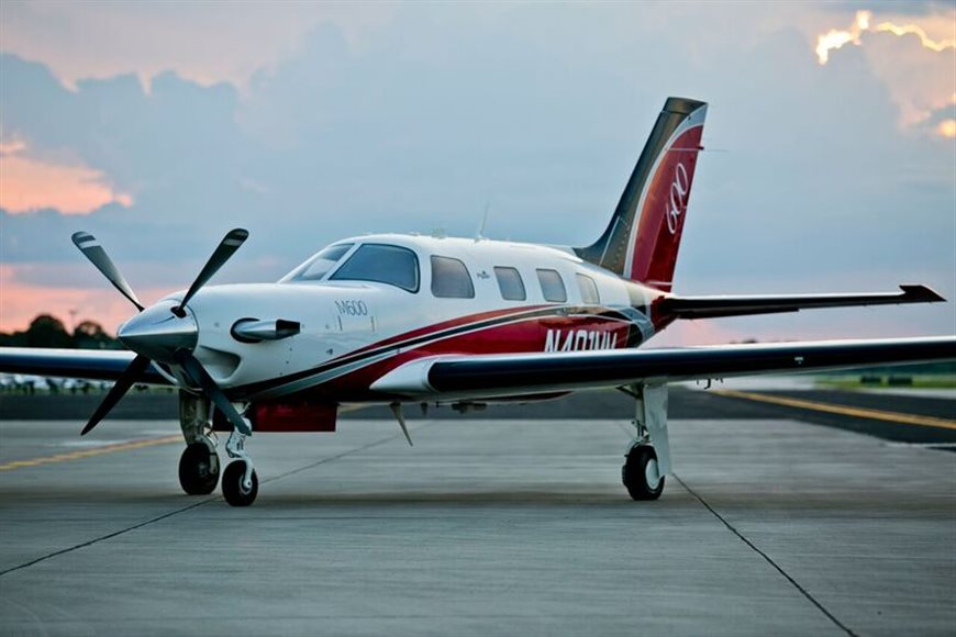 Piper M600 Receives Type Certification