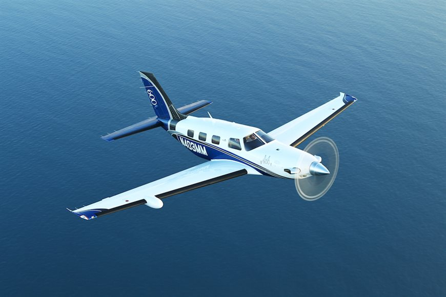 Check out the New Piper M600