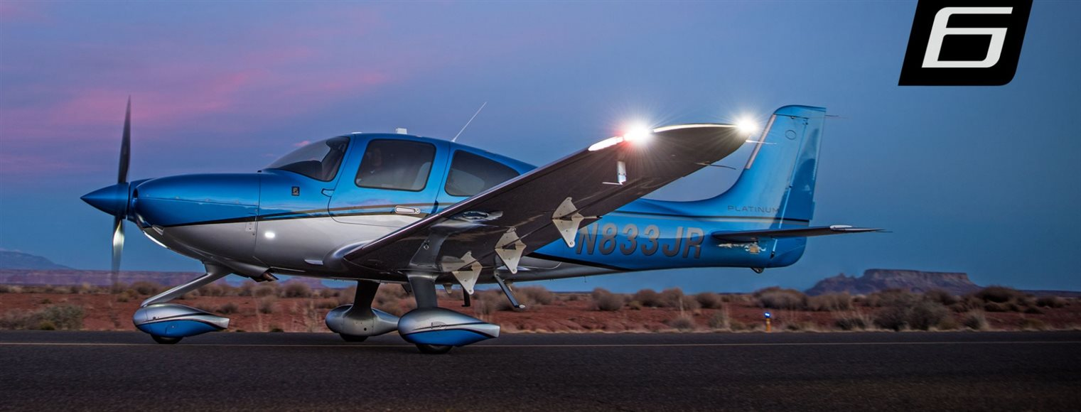 G6 - THE SMARTEST, SAFEST, MOST ADVANCED CIRRUS EVER