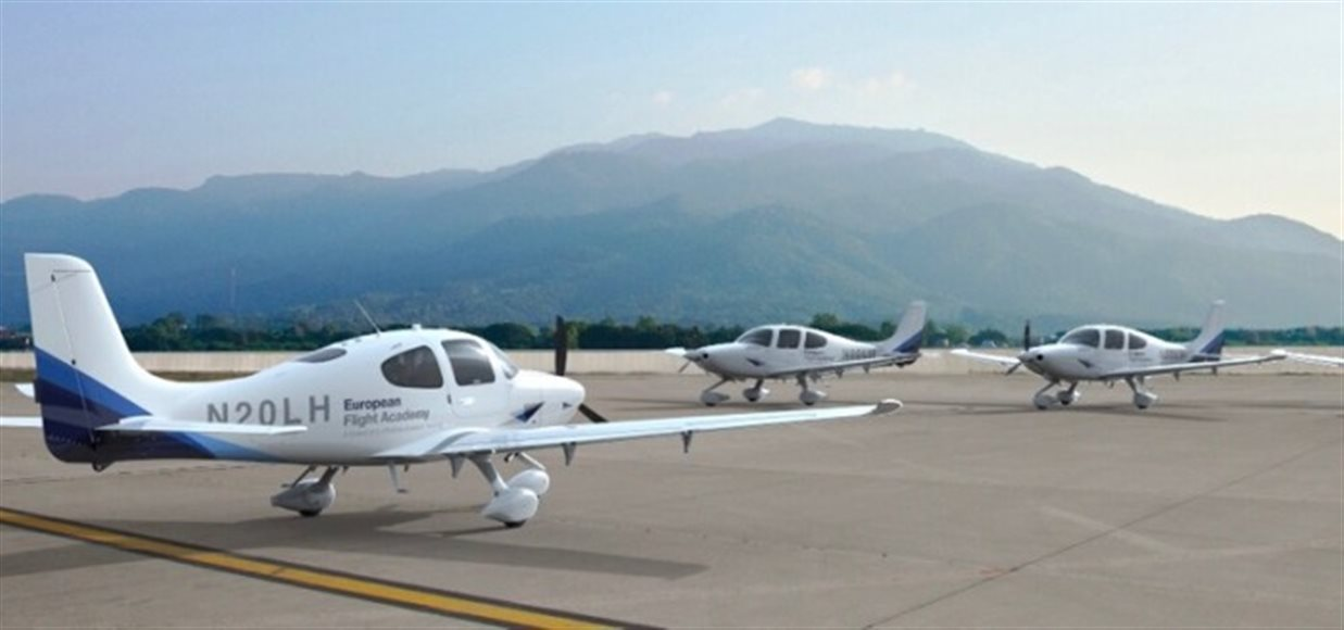Lufthansa Selects Cirrus Aircraft Fleet for Airline Pilot Training Program